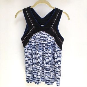 Anthropologie One September tank top